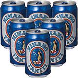 ヒナノビール 6缶セット