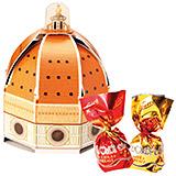イタリア プチギフト ドゥオモチョコレート 6箱セット