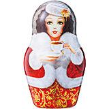 マトリョーシカ 缶入り紅茶