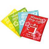 ハワイ地域別ドリップコーヒー 4袋セット