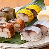 八戸鯖の棒寿司5種セット