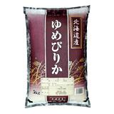 北海道産ゆめぴりか 5kg