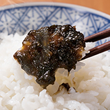 日本一辛い 黄金一味仕込みののりの佃煮 2個セット